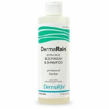 Shampoo and Body Wash DermaRain - Item Number 0060DCS