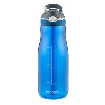 Contigo Ashland Straw Water Bottle with AUTOSPOUT® Lid, 32oz