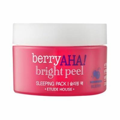 (3 Pack) ETUDE HOUSE Berry AHA! Bright Peel Sleeping Pack