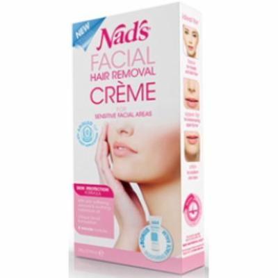 Nad's Facial Hair Removal Creme 0.99 oz