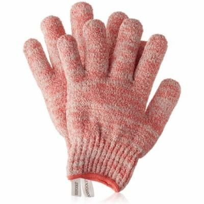 Eco Tools Recycled Bath & Shower Gloves, Colors May Vary 1 ea