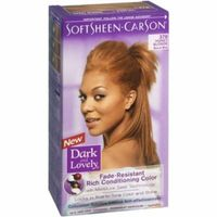 2 Pack - Dark and Lovely Fade Resistant Rich Conditioning Color, No. 378, Honey Blonde, 1 ea