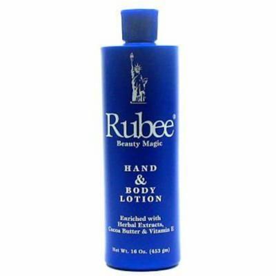 Rubee Beauty Magic Hand & Body Lotion, 16 Ounces