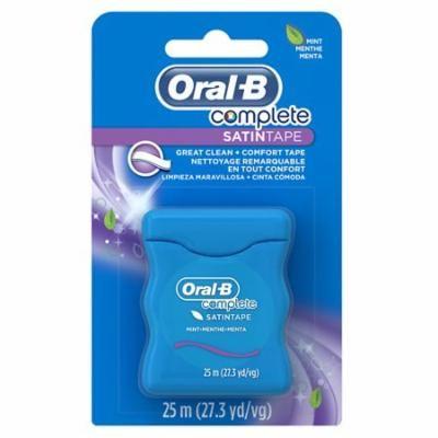 Oral-B Satintape Dental Tape, Mint 27 Yards - 1 Ea, 2 Pack