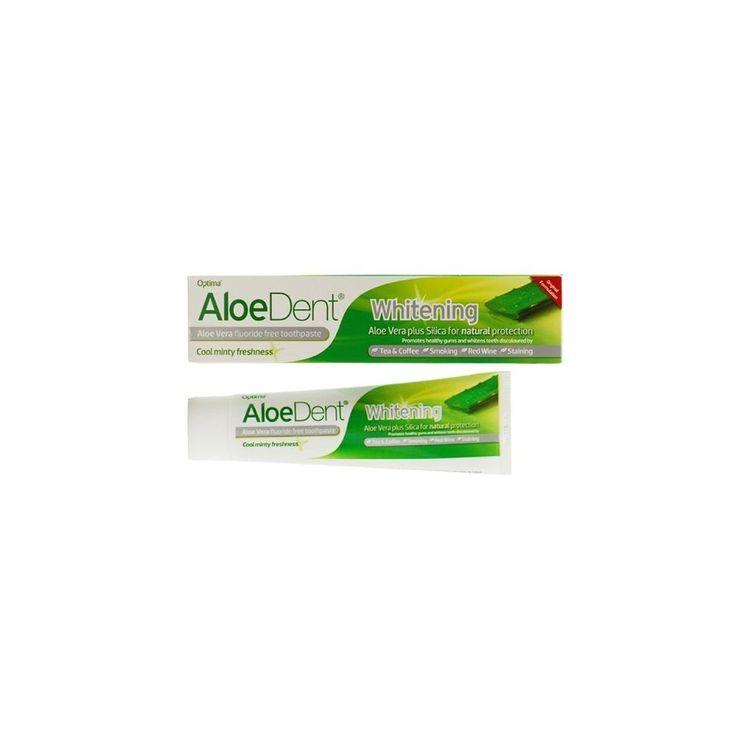 Aloe Dent - Whitening Aloe Vera Toothpaste | 100ml