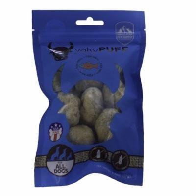 Himalayan Pet Supply; Himalayan Dog Chew, yakyPUFF Dog Treats, Fish