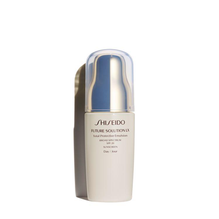 Shiseido Total Protective Emulsion SPF 20