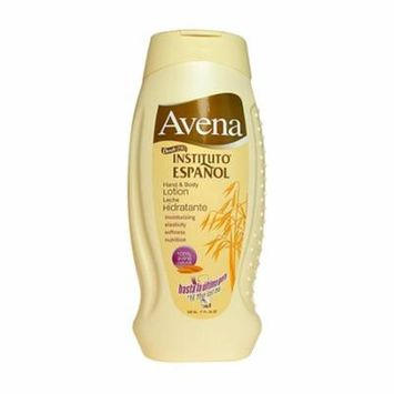 Avena Hand And Body Lotion - 17 Oz