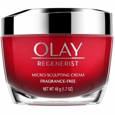 Olay Regenerist   Micro-Sculpting Cream Moisturizer   Fragrance-Free