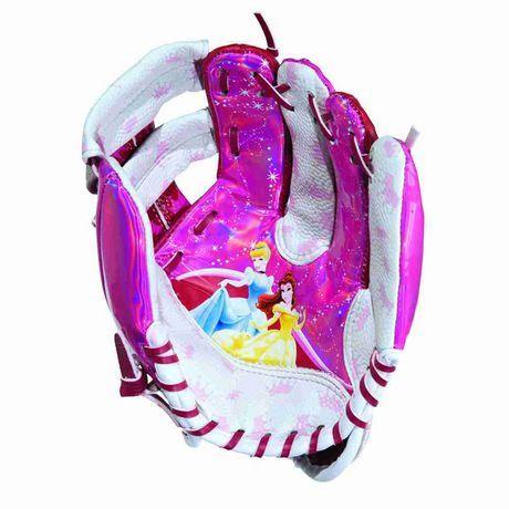 Disney Princess Air Tech Glove & Ball Set