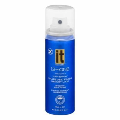 it Hair Spray 12-In-ONE, 1.5 OZ