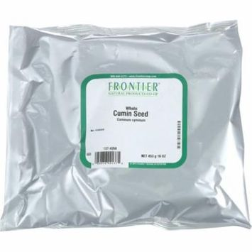 Frontier Herb Whole Cumin Seed, 16 Oz