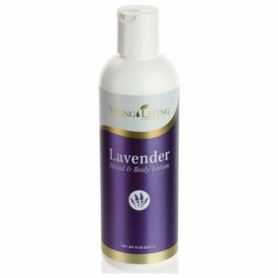 Young Living Lavender Hand & Body Lotion 8 oz