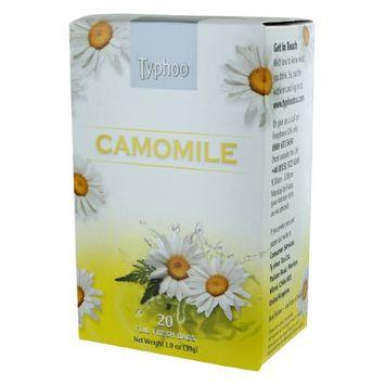 Typhoo Camomile Tea - 20 count