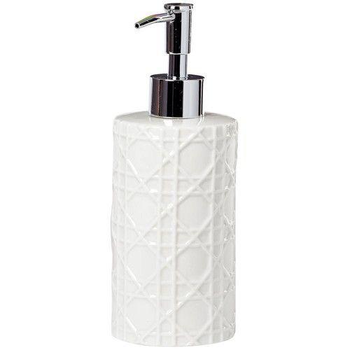 Home Decorators Collection Pisa Lotion Dispenser in White