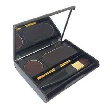 Joan Rivers On-the-go Great Hair Day & Great Brow Day Compact (Brunette)