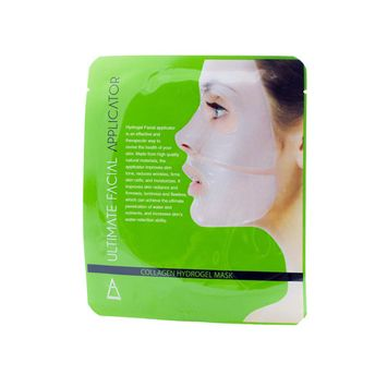 ULTIMATE COLLAGEN APPLICATOR, FACIAL MASK IT WORKS FOR SKIN REJUVENATION 4 masks