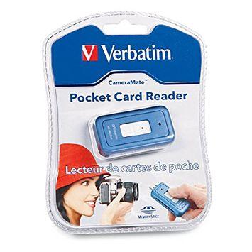 Verbatim CameraMate Pocket Reader (MS/MS Pro) 96502