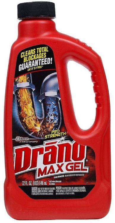 Drano Kitchen Gel Clog Remover,16floz