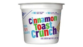 Cinnamon Toast Crunch™ Cereal Single Serve Cup 2 oz
