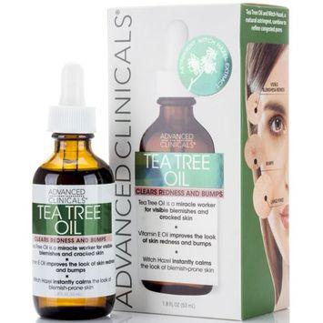 ADVANCED CLINICALS® Tea Tree Oil