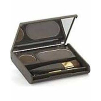Joan Rivers On-the-Go Great Hair Day & Great Brow Day Compact - Salt & Pepper