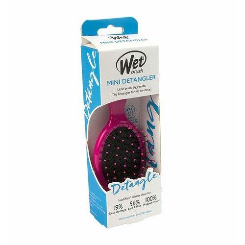 Wet Brush pink mini detangler, Pink, Standard [pink mini]