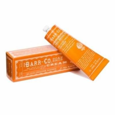 Barr Co. Hand & Body Cream 3.4 Oz. - Blood Orange Amber