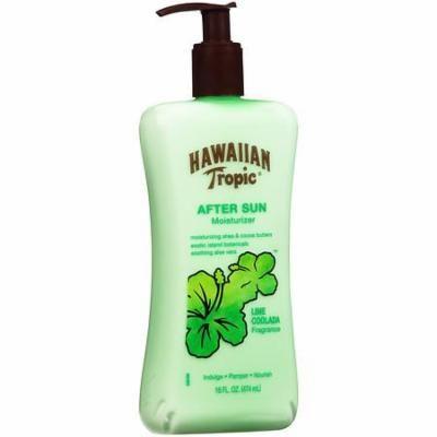 Hawaiian Tropic After Sun Moisturizer Lotion Lime Coolada 16.0 fl oz(pack of 1)