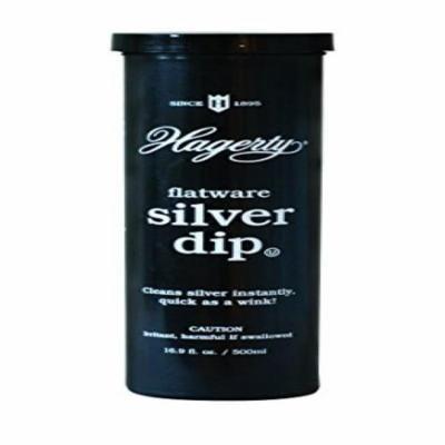 Hagerty 17245 Flatware Silver Dip, 16.9 fl.Oz, Black