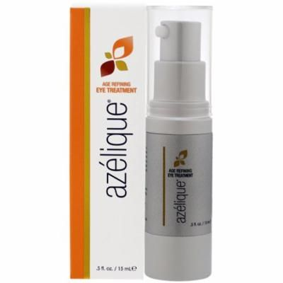Azelique, Age Refining Eye Treatment, with Azelaic Acid, Rejuvenating and Hydrating, No Parabens, No Sulfates, .5 fl. oz. (pack of 3)