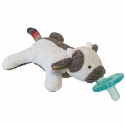 Mary Meyer WubbaNub Infant Newborn Baby Soothie Pacifier ~ BooBoo MooMoo Cow