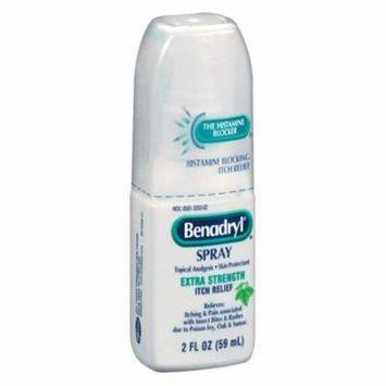 WP000-17004 17004 Spray Allergy Benadryl Topical 2oz Quantity of 1 unit From J&J Sales & Logistics Co. -# 17004