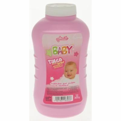 Odolex Pink Baby Powder 300g - Talco de Bebe Rosa (Pack of 6)