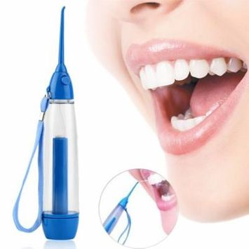Dental Floss Oral Care Implement Flosser Irrigation Water Jet Tooth Cleaner