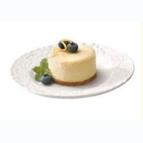 Sara Lee Bistro Classic Cheesecake - Individual Dessert, 2.6 Ounce - 24 per case.