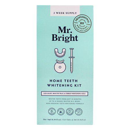 Mr. Bright - Home Teeth Whitening Kit