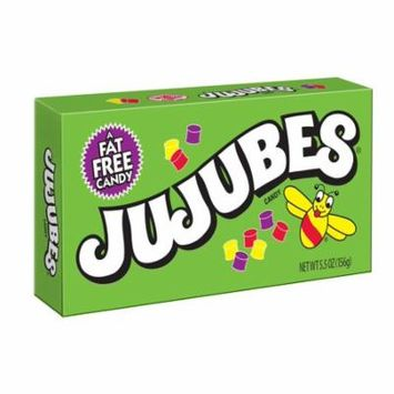 Jujubes, Gummy Candy, 5.5 Ounce Theatre Box