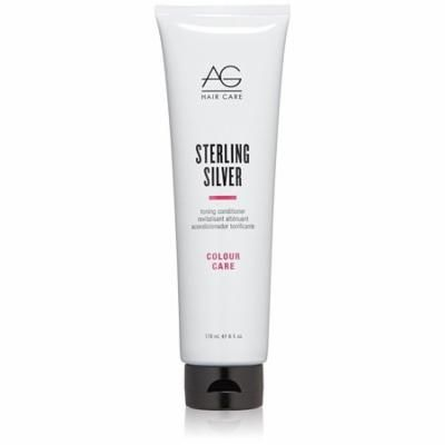 AG Hair Sterling Silver Toning Conditioner 6 oz