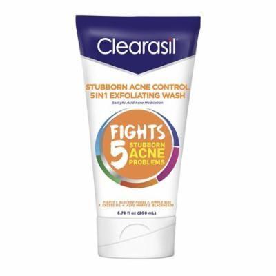 Clearasil Ultra Acne + Marks Wash and Mask Acne Treatment 6.78 Oz