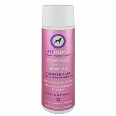 Petology Puppy Faces Shampoo For Puppies