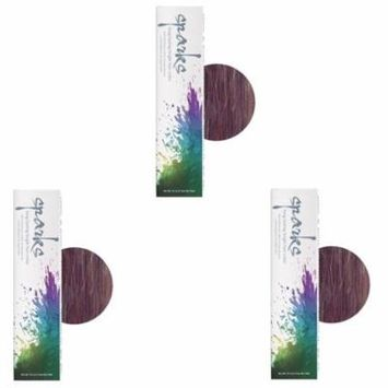 SPARKS Bright Permanent Hair Color Starbright Silver Tint 3oz HC-00439 (3 Pack)