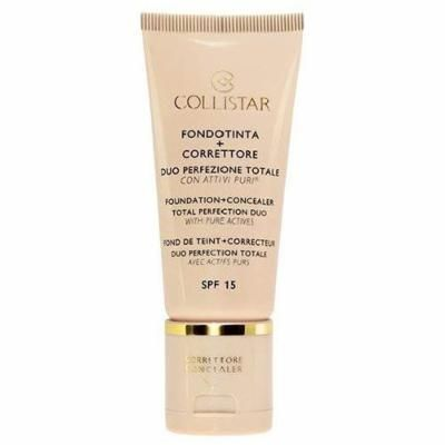 Collistar - Total Perfection Foundation + Concealer