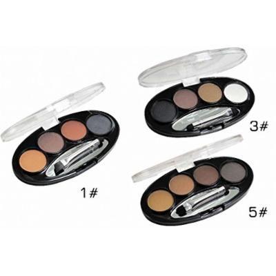 Long-lasting Waterproof Shadow Eyebrow power Kit Eye Brow Pen Make Up Powder Shaper Lining Cosmetic Makeup Tool 1 3 5 cor