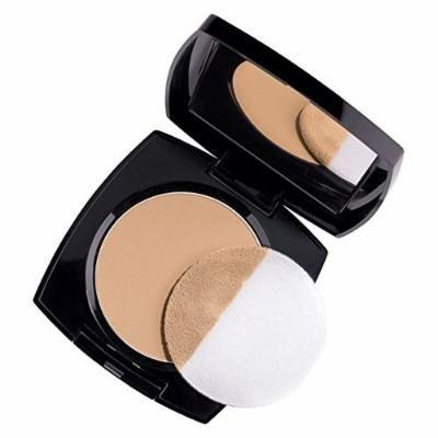 Avon True Colour Flawless Mattifying Pressed Powder - Light