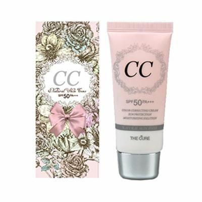 Japan Health and Beauty - The CURE CC cream *AF27*