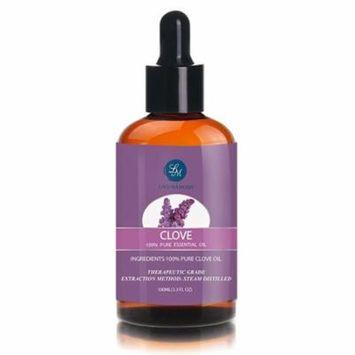 Clove Essential Oil,Pure Aromatherapy Oil Therapeutic Grade for Multi-purpose Use,100ML