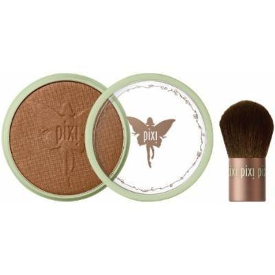 Pixi Beauty Bronzer + Kabuki - Summertime - 0.36 oz by Pixi Beauty
