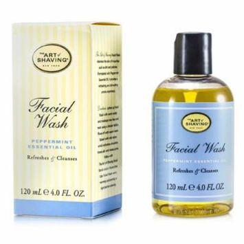 The Art Of Shaving Facial Wash - Peppermint Essential Oil (For Sensitive Skin) - 120ml/4oz