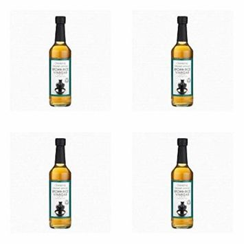 (4 PACK) - Clearspring Organic Brown Rice Vinegar  500 ml  4 PACK - SUPER SAVER - SAVE MONEY
